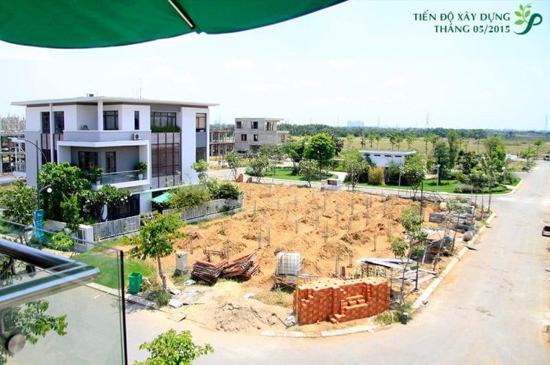 Hình ảnh thực tế Phố Đông Village
