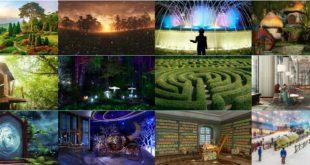 Giấc mơ cổ tích tại Coco Wonderland Resort