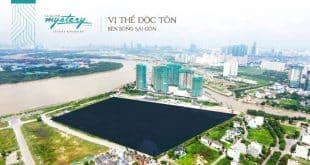 Vị trí độc tôn của Saigon Mystery Villas