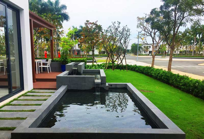 Tiên ích Dự án Biệt thự Marina Swan Bay City