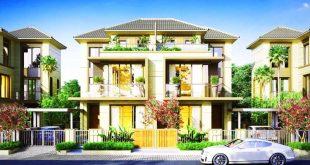 Dự án Biệt thự Marina Swan Bay City