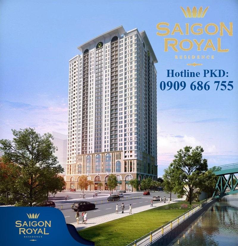 căn hộ Saigon Royal