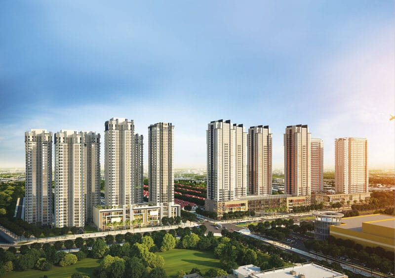 Khu North có gì đặc biệt của dự án Sunrise City ?