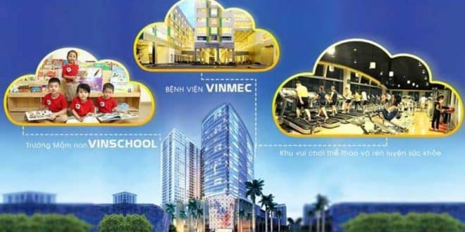Tiện ích Căn hộ Vincity New Saigon