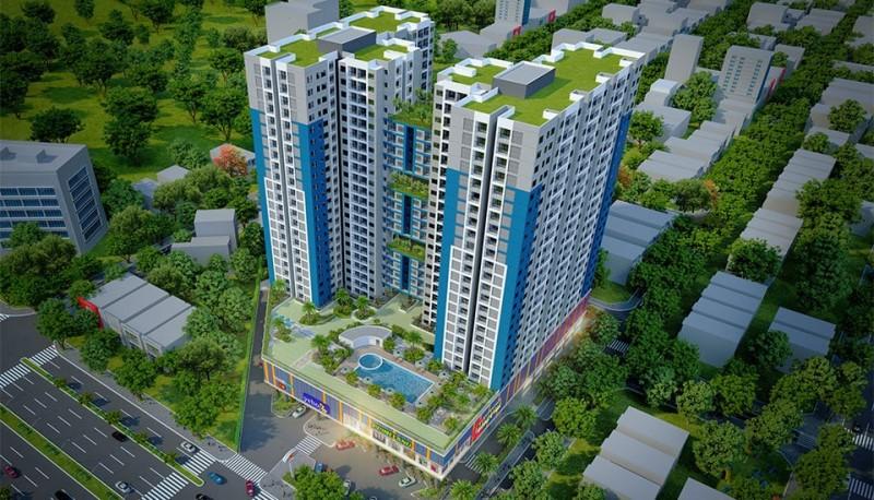 Căn hộ Saigon Avenue