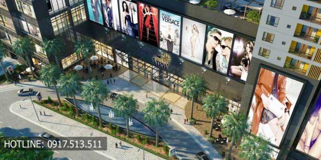 Trung tâm thương mại the Gold View