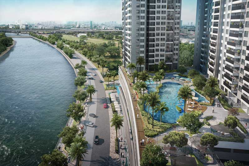 Căn hộ theview-rivierapoint