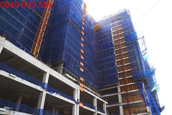 Tiến độ xây dựng Mia Trung Sơn