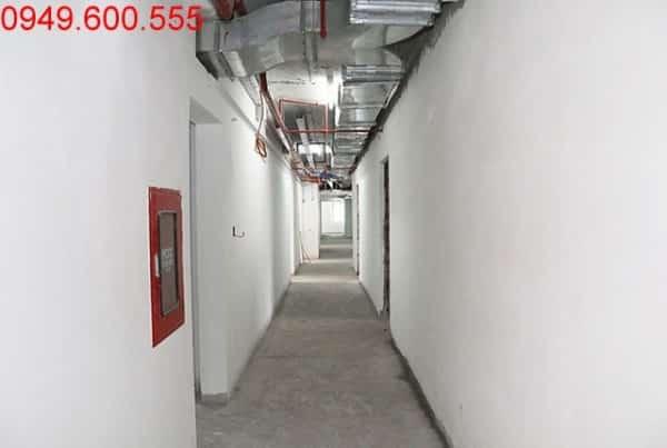 Tiến độ xây dựng tháng 11-2017