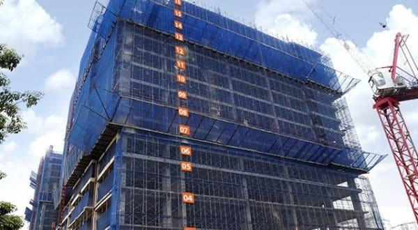 Tiến độ xây dựng Saigon Mia Trung Sơn