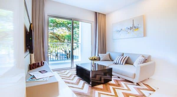 Cho thue Melody Residence Au Co 47