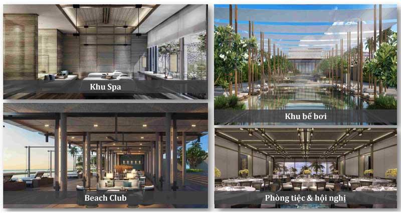 Tiện ích Biệt thự Regent Residence Phú Quốc