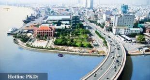 Vị trí Căn hộ Vinhomes Khánh Hội