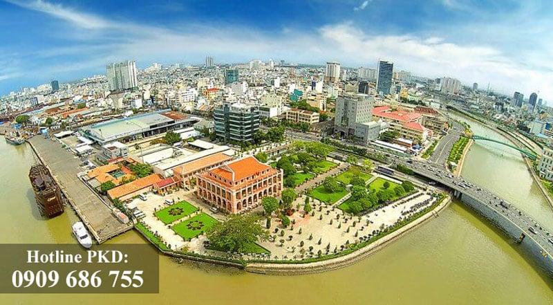 Căn hộ Vinhomes Khánh Hội