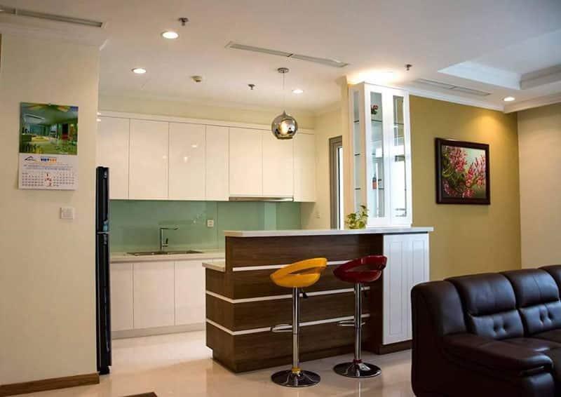Cho thuê căn hộ chung cư Vinhomes Central Park