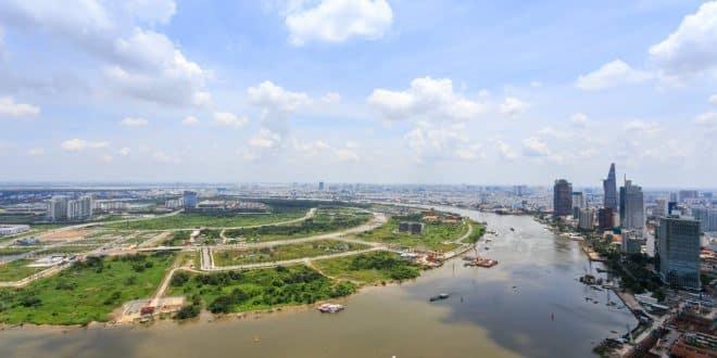 view thực tế căn hộ vinhomes golden river quận 1