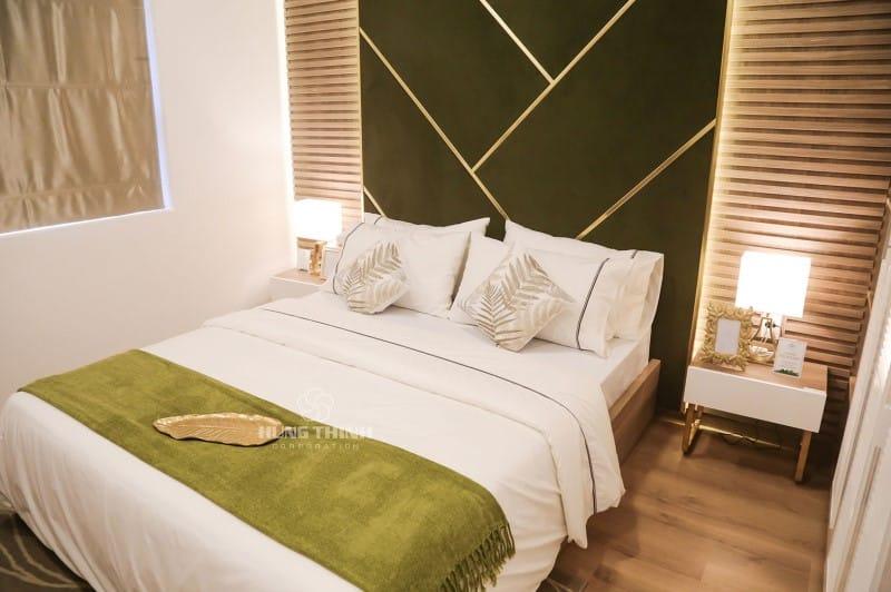 Mẫu căn hộ Lavita Charm cho thuê