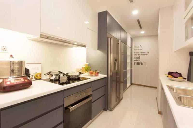 Phòng Bếp căn hộ Landmark 5