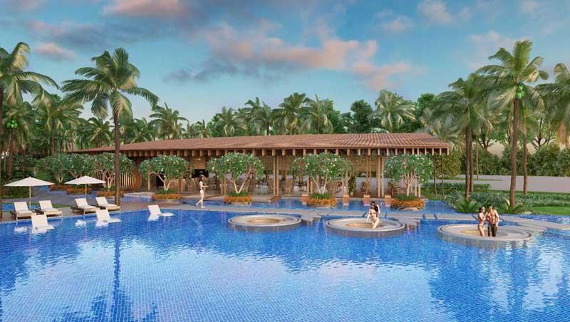 Tiện ích Condotel Movenpick Resort