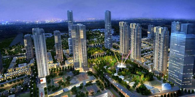 Vincity New Saigon quận 9