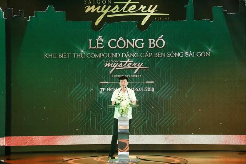 cong bo saigon mystery villas