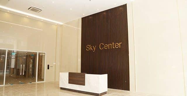 Tiến độ Sky Center ngày 11-12-2017