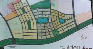 Mat bang Golden Bay 602