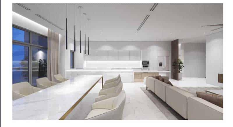 Thiết kế Penthouse Vinhomes Central Park