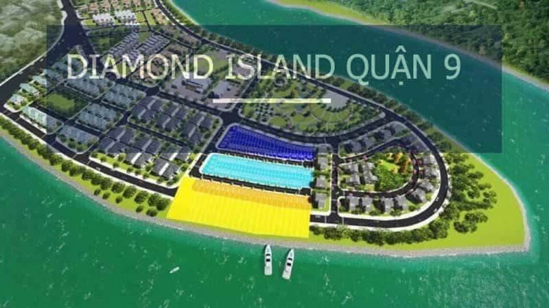 Diamond Island quận 9