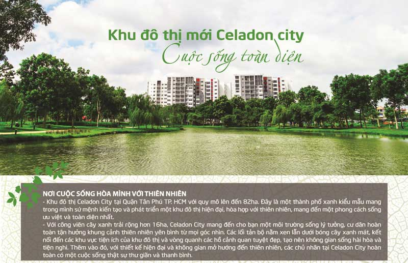 Căn hộ Celadon City