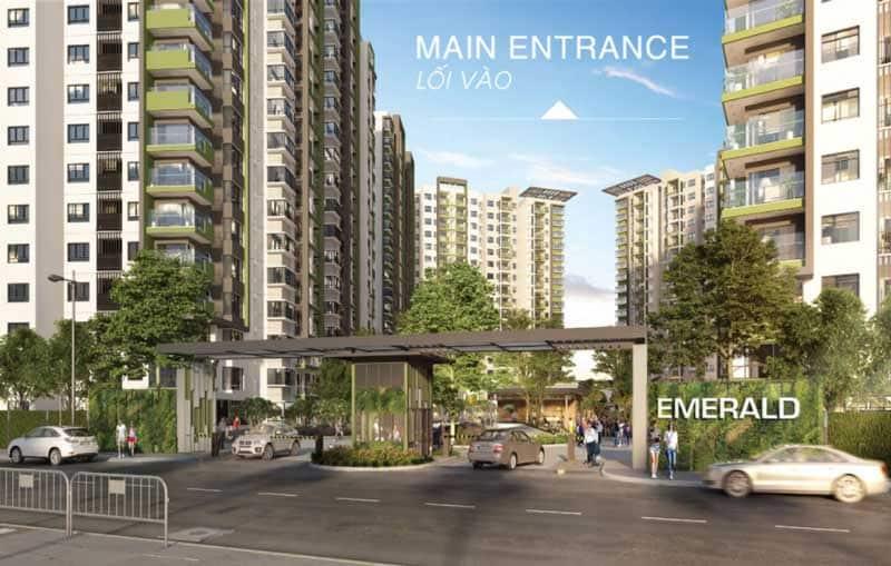 Dự án căn hộ Celadon City