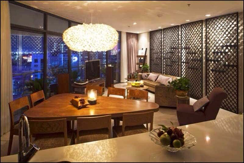 Thuê căn hộ City Garden