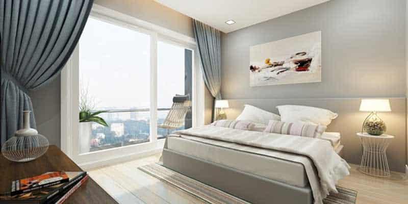 Căn hộ Gold View 3 phòng ngủ
