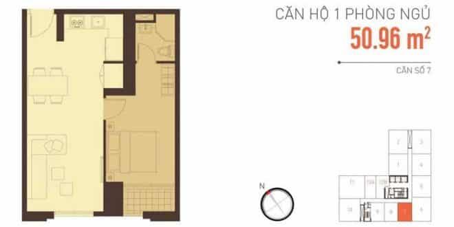 Mặt bằng căn hộ icon 56