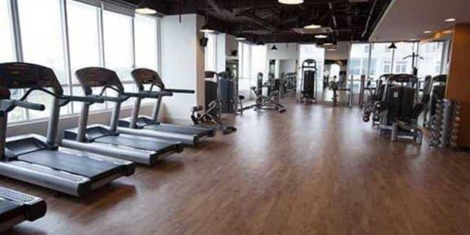 Phòng Gym Vinhomes Golden River