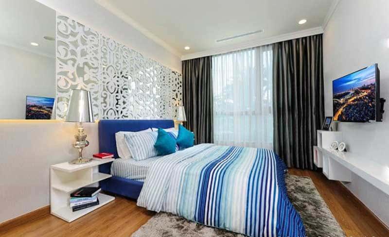 Thuê căn hộ Vinhomes Tân Cảng 3 phòng ngủ