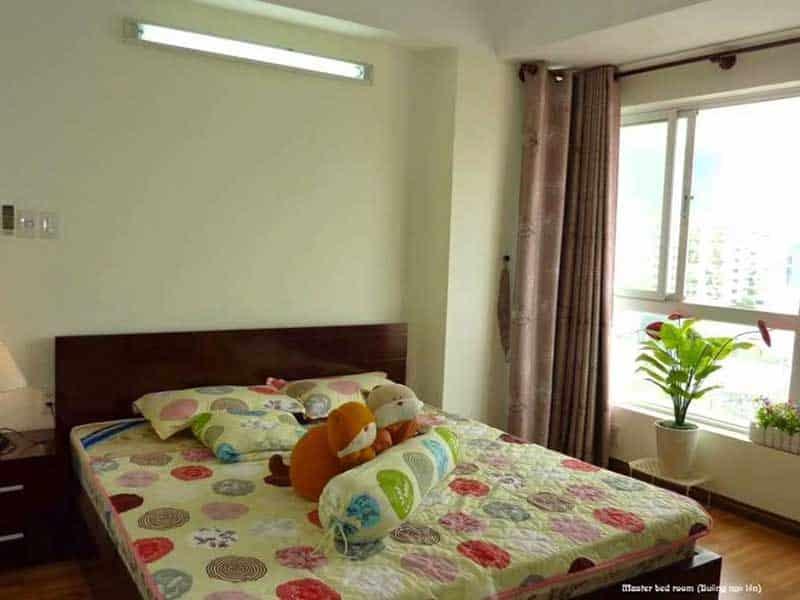 Căn hộ mẫu 107 Trương Định