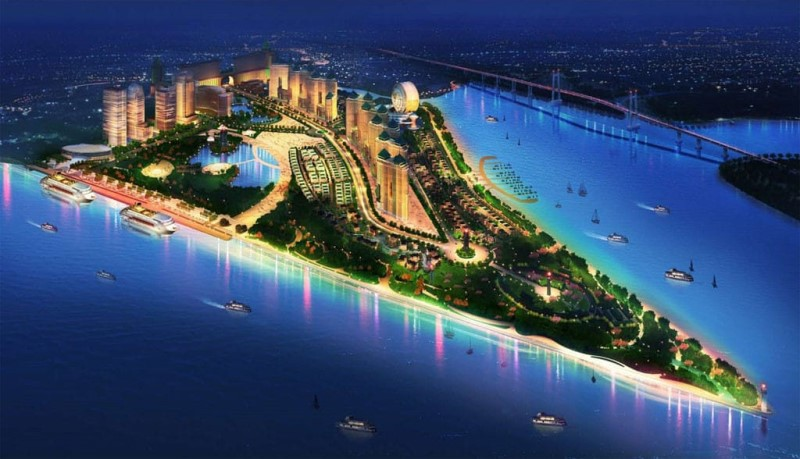 dự án Saigon Peninsula