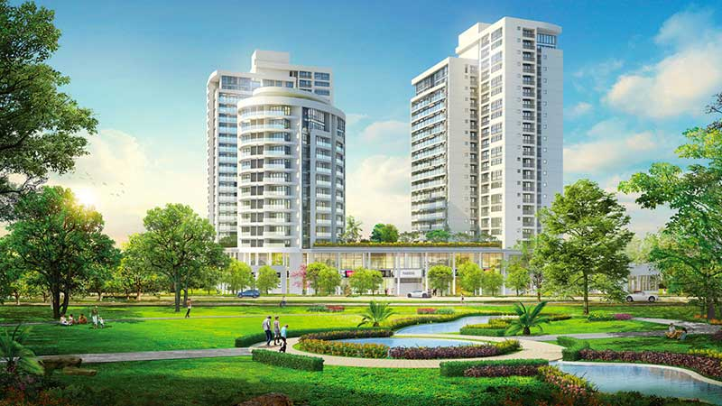 Căn hộ Riverpark Residence