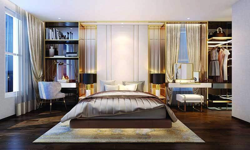 Charmington Iris 1 phòng ngủ