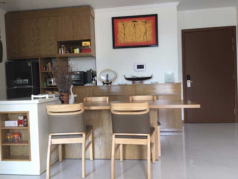 Central 3 2 phòng ngủ Vinhomes Central Park