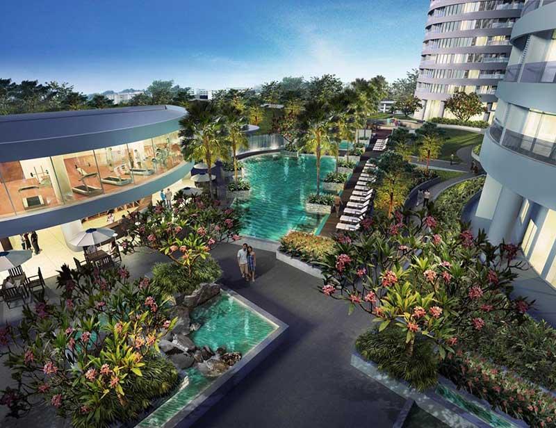 Khuôn viên City Garden