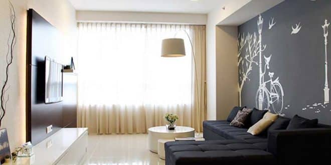 Sunrise City 2 phòng ngủ 800 USD