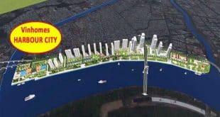 Vị trí Vinhomes Harbour City