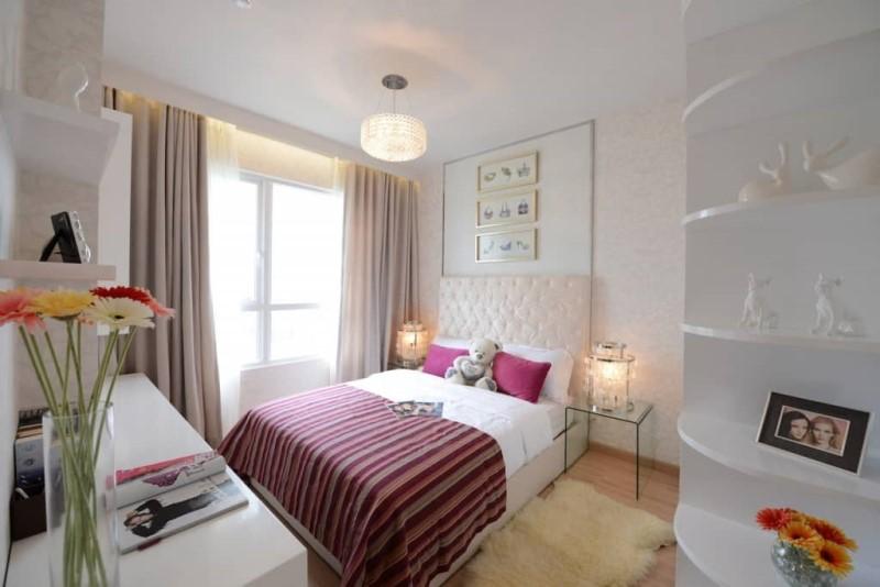 Vista Verde cho thuê 1 phòng ngủ