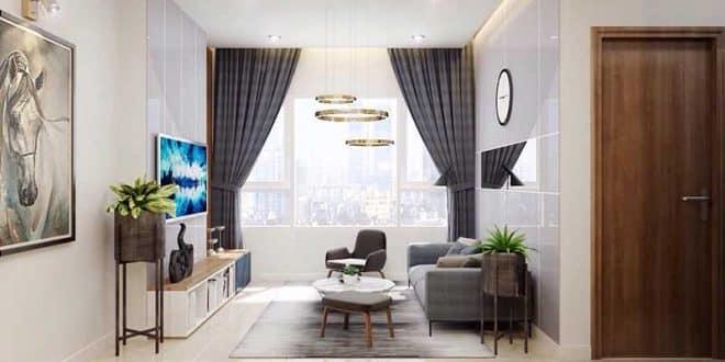 Nội thất căn hộ Vista Verde