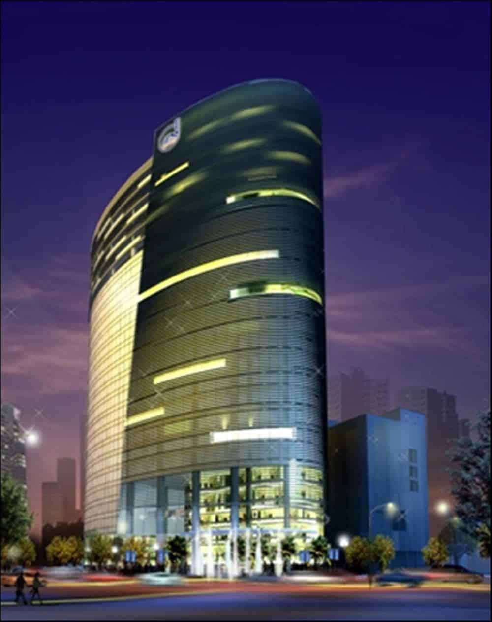 Cao ốc Intresco Plaza