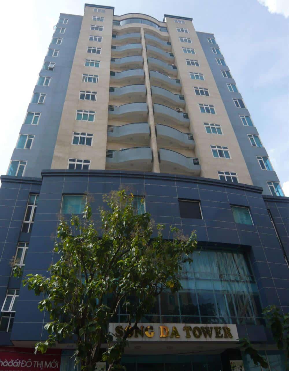 Cao ốc Sông Đà Tower