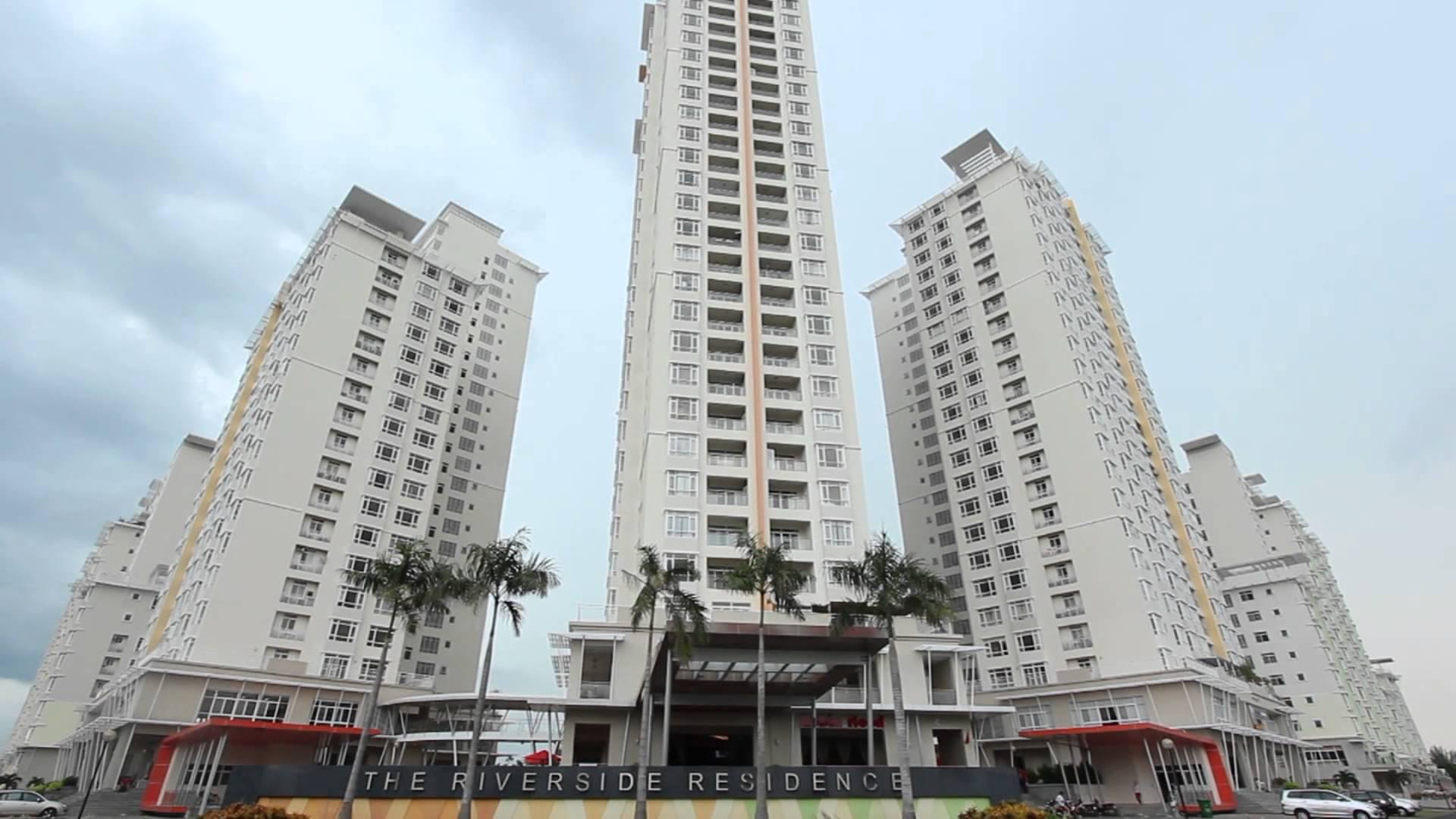 Dự án Chung Cư Riverside Residence
