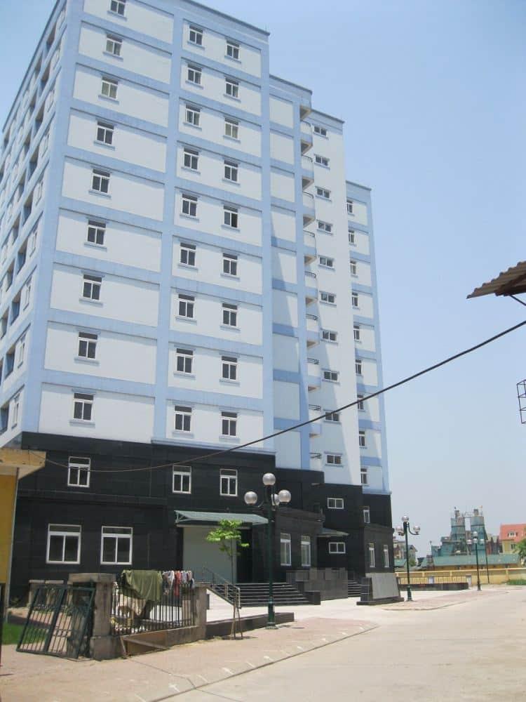 Dự án Chung cư Hoàng Quốc Việt